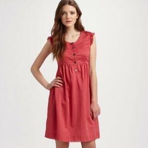 BURBERRY BRIT Becky Shift Dress Pink 14